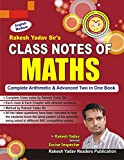 #10: Class Notes of Maths