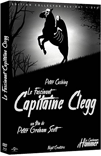 Image de Fascinant Capitaine Clegg (le) [Édition Collector Blu-ray + DVD] [Édition Collector Blu-ray + DVD] [Import italien]