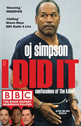 If I Did It: Confession of the Killer