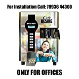 Best Vending Machines - Cafe Desire Fresh Milk Coffee and Tea Vending Review
