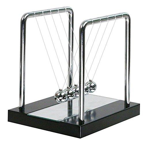 Cuna de Newton, Ailiebhaus Péndulo de la bola equilibrio con el espejo, Física juguete