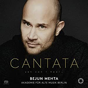 Bejun Mehta: Cantata - Yet Can I Hear