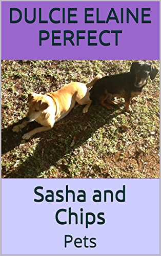 sasha-and-chips-pets-english-edition