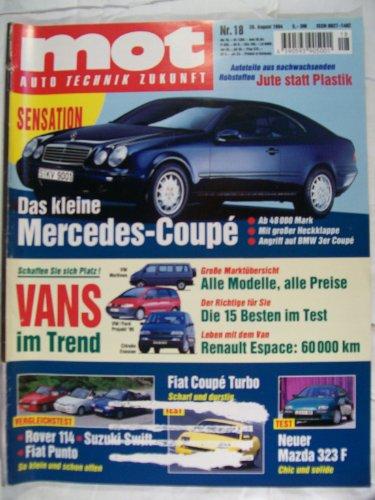 MOT auto-journal, Hft 18/1994 Suzuki Swift Turbo
