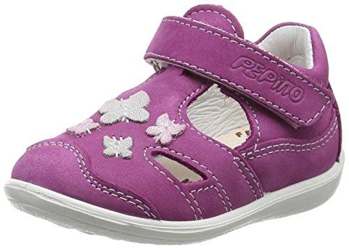 Ricosta Baby Mädchen Edisa Lauflernschuhe Pink (Candy)