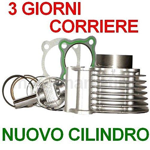 125 cc CILINDRO GRUPPO TERMICO PISTONE KIT SET per...
