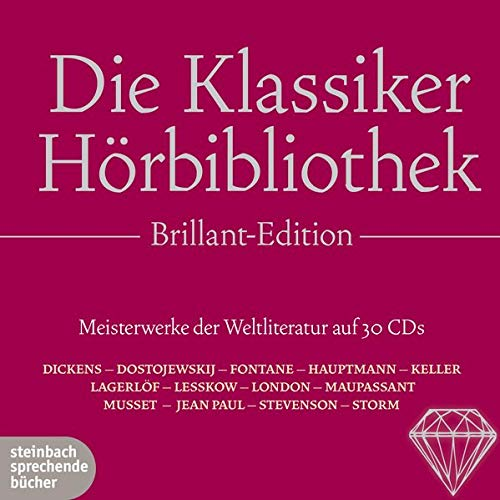 Die Klassiker Hörbibliothek Brillant-Edition
