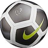 Nike Pitch Premier League Ballon de football 2016/2017/2018 (Yellow/Purple, 5)