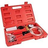 Vakuumtester und Bremsenentlüfter Set Hand Bremsenentlüfter Unterdrucktester inklusive Koffer