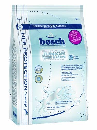 Bosch 44302 Hundefutter Young und Active 12.5 kg