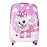"""20"""" inch 360Â Rotating Lagguge Wheels bag, Printed Pattern Non-Breakable Boys/Kids Trolley Bag- Multi-Colour By Exclusive fashion luggage (Note:Trolley character will be shipped on Random basis) (20""""Transformers)"""