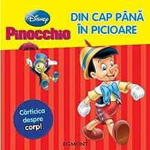 Pinocchio-din cap pana in picioare Disney