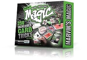 Marvin's Magic Mind-Blowing Card Tricks