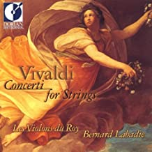 Concerti For Strings [Import allemand]