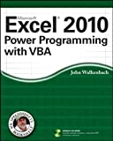 Excel 2010 Power Programming with VBA