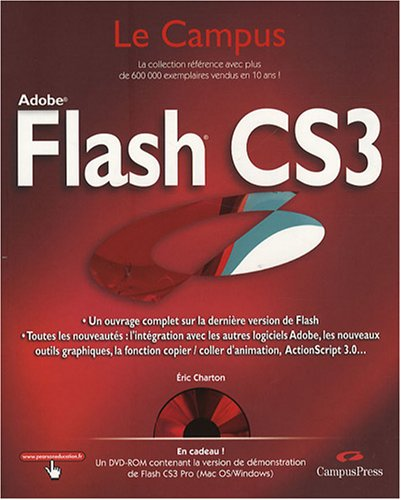 Flash CS3 (1DVD)