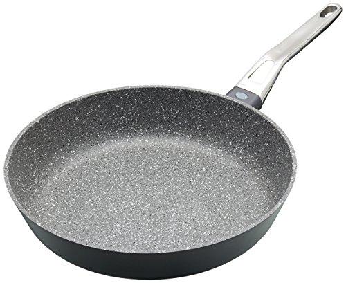 Kitchen Craft Master Class induktionstauglichen Antihaft-Pfanne, Aluminiumguss, 20cm (20,3cm)-Grau, Aluminium, grau, 28 cm -