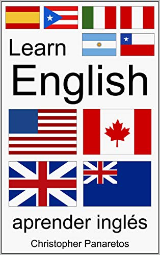Learn English: english for Spanish speakers eBook: Panaretos ...