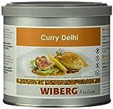 Wiberg Curry Delhi grob Gewürzzubereitung 470 ml, 1er Pack (1 x 470 ml)