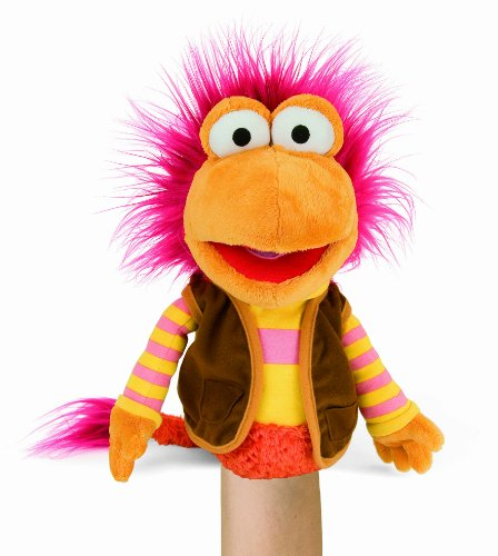 Manhattan Toy 141360 Fraggle Rock - Marioneta de mano de Gobo