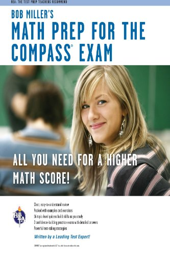 COMPASS Exam - Bob Miller's Math Prep (College Placement Test Preparation)