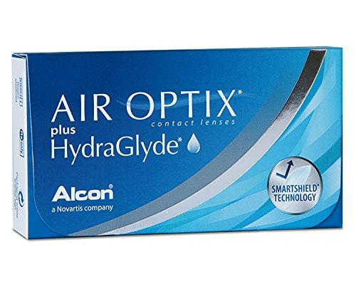 Air Optix HydraGlyde Monatslinsen weich, 6 Stück / BC 8.6mm / DIA 14.2 / -5 Dioptrien - 2