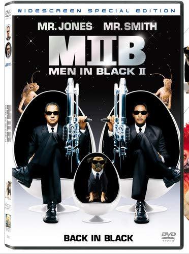 Men In Black Ii - Will Smith as Agent J; Tommy Lee Jones as Agent K; David Cross as Newton; Rosar DVD