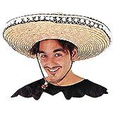 Limit Sport - Sombrero mexicano natural (CM076)
