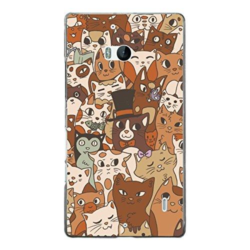Disagu SF-sdi-4371_840#zub_cc5623 Design Schutzhülle für Nokia Lumia 930 - Motiv Mittens and Friends 02