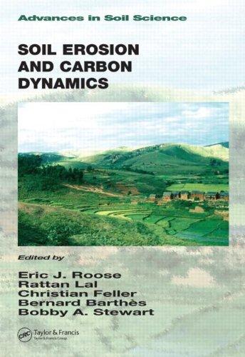 Soil Erosion and Carbon Dynamics (Advances in Soil Science)