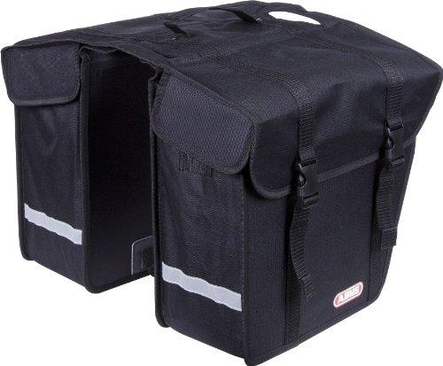 ABUS Gepäckträgertasche ST 540 ECO, schwarz, 57091-9