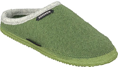Giesswein P. Dannheim Damen Pantoffeln Gras