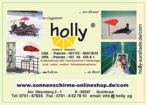 Crespo DE Luxe DREIBEINLIEGE – Aluminium – 5,5 kg – 45 cm HOHE – Pool – Strand – BADELIEGE + KOPFKISSEN – Farbe – ANTHRAZIT – STABIELO Belastung ca. 140 Kilo – VERTRIEB – Holly ® Produkte STABIELO –