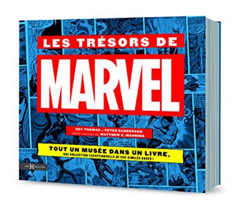 Les trsors de Marvel