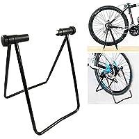 zantec bicicleta soporte ajustable ancho plegable cubo de rueda Reparación Accesorio de bicicleta Soporte para bicicleta
