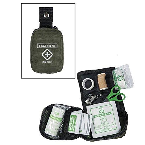 BKL1® Erste Hilfe Set klein First Aid Kit EDC Prepper Outdoor Camping Wandern 281