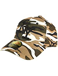 Casquette Baseball Camouflage Sable Essaouira - Homme