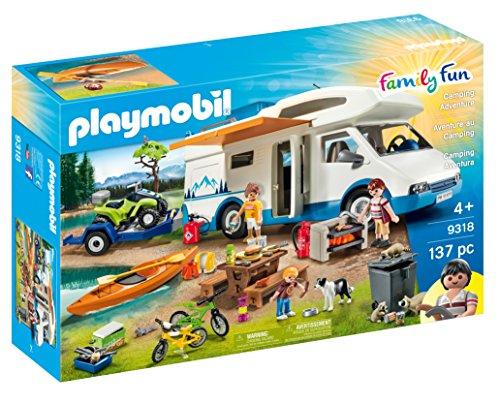 PLAYMOBIL 9318 Family & Fun Spielzeug, Rollenspiel, bunt
