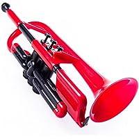 PCORNET PCORNET1R - Cortina de plástico, color rojo