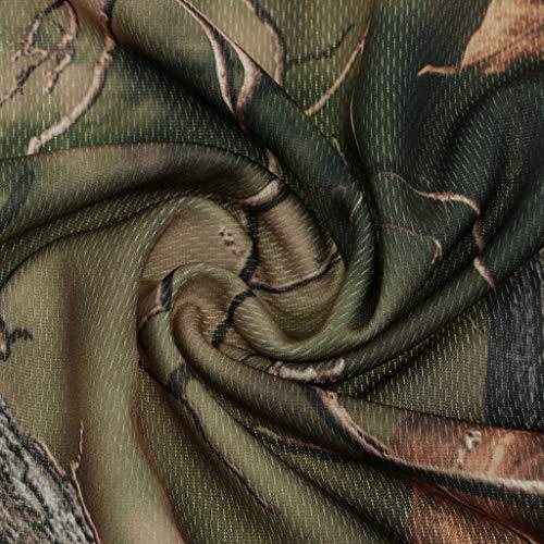 Zoom IMG-3 f fityle camicia camo uomo