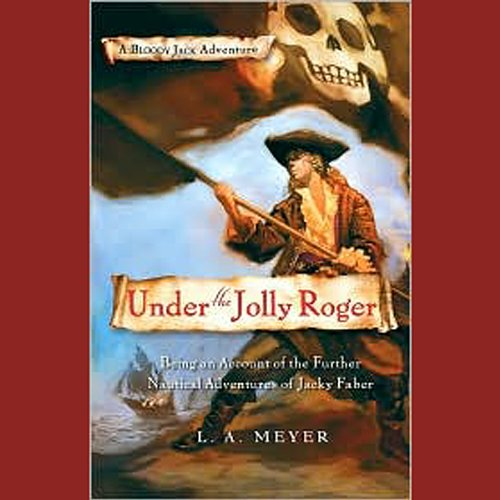 Under the Jolly Roger  Audiolibri