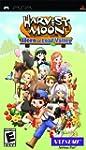 Harvest Moon Hero of Leaf Valley (PSP)