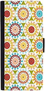 Snoogg Motif Design Greendesigner Protective Flip Case Cover For Apple Iphone 6S