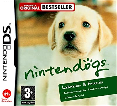Nintendogs Labrador Retriever & Friends (Nintendo DS) by Nintendo