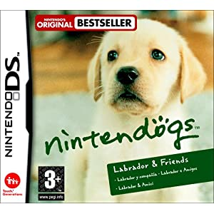 Nintendogs Labrador Retriever & Friends (Nintendo DS)