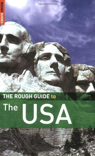 The Rough Guide to the USA 8 (Rough Guide Travel Guides) by Greg Ward (2007-06-18)