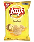 #5: Lay's Classic Salted Potato Chips, 95g