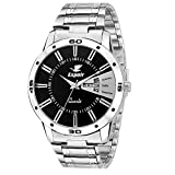 #7: Espoir Analogue Black Dial Men's Watch- Jacob0507