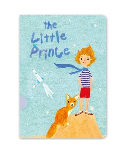 Märchen Stitch Note aozstudio (Little Prince B612)