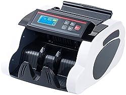 General Office Geldzählmaschinen: Profi-Banknoten-Zählmaschine mit Echtheitskontrolle (Geldzählmaschine Scheine)